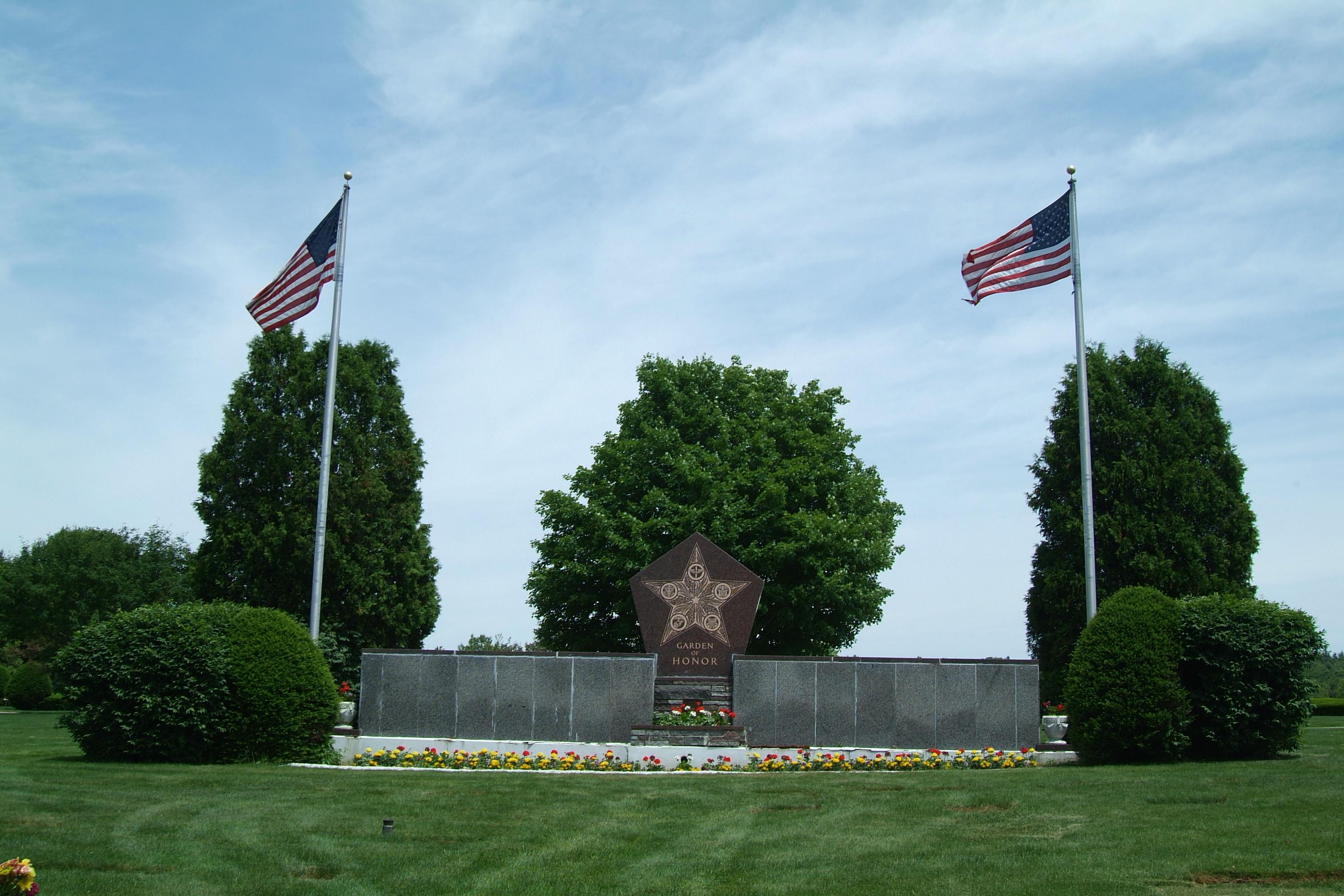 Garden of Honor