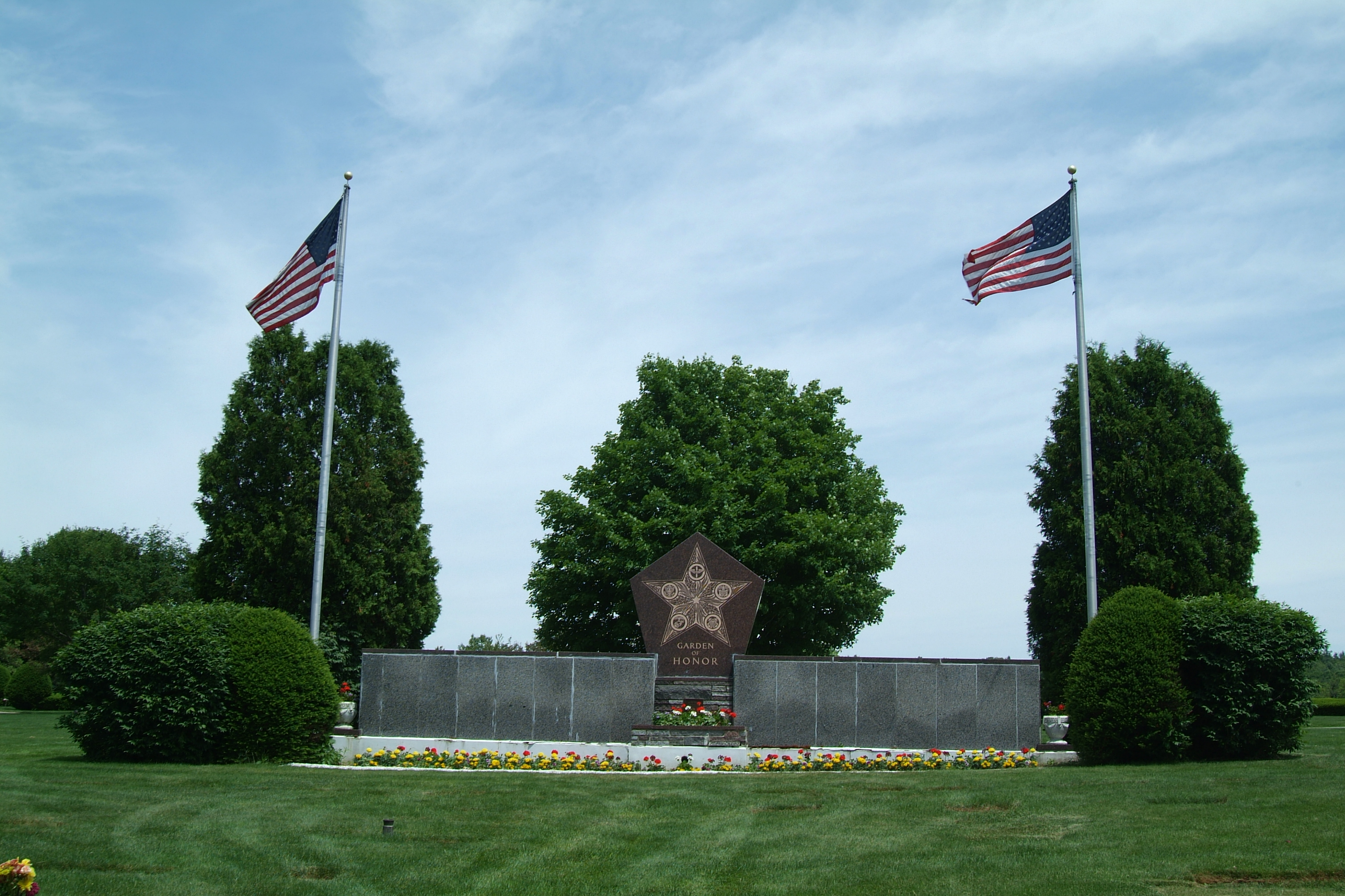 Garden of Honor