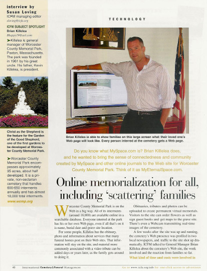 article in icfa
